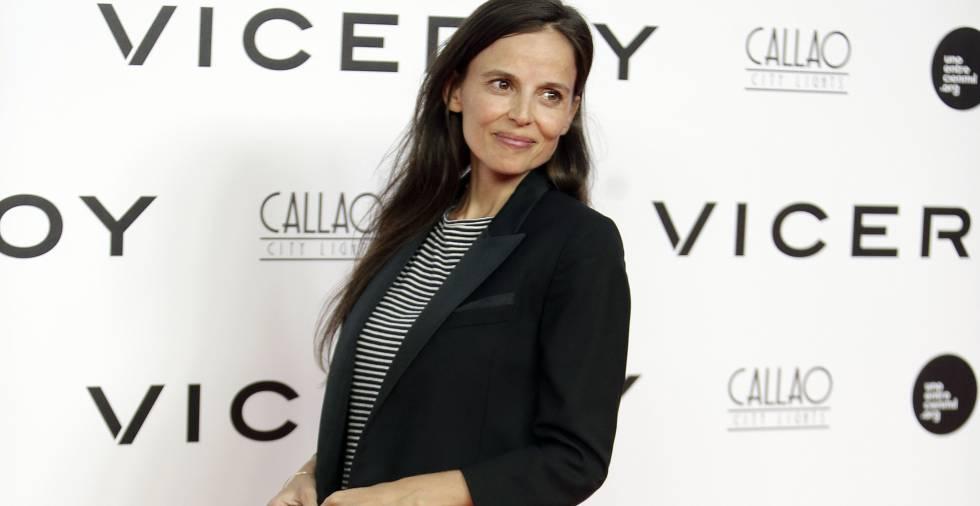 Elena Anaya durante la premiere del documental