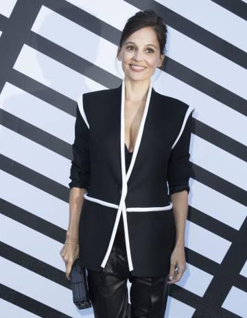 Elena Anaya, el pasado 5 de octubre en la Semana de la Moda de París.