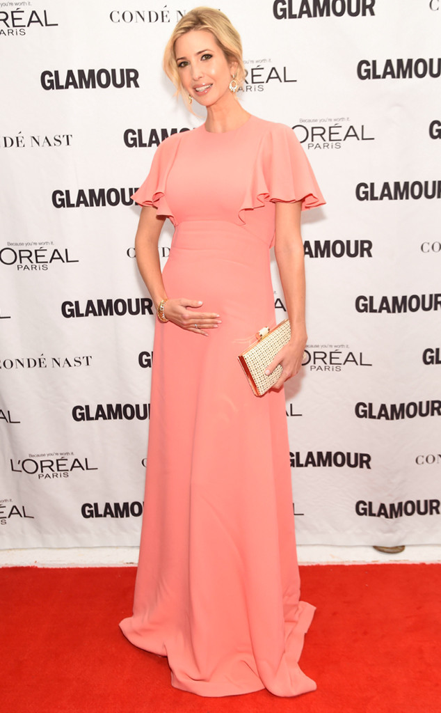 Ivanka Trump, Glamour Women of the Year