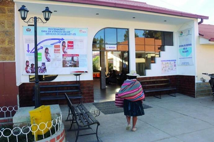 VIRUS. La madre y la niña con microcefalia están internadas en Lajastambo.