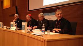 El libro fue presentado hoy en Roma