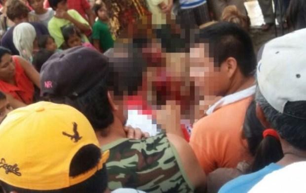 Pobladores de Reyes linchan a un acusado de violar y asesinar a una niña