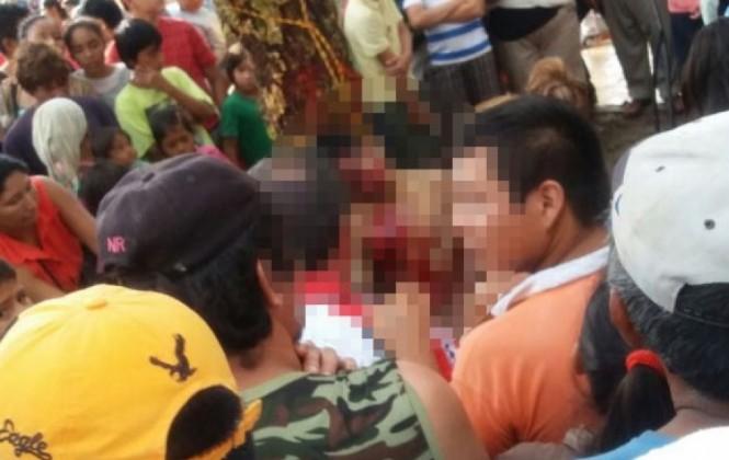 Aprehenden a cuatro personas acusadas de linchar a un supuesto violador y asesino en Reyes