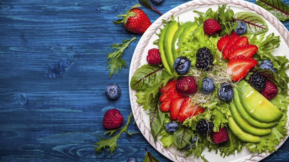 Foto: El plan se compone exclusivamente de productos veganos. (iStock)