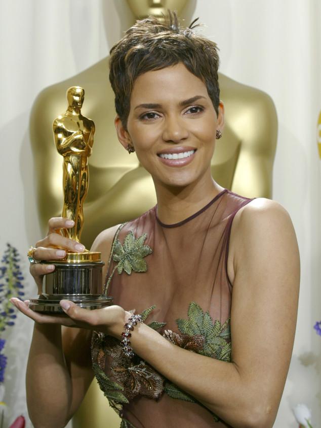 Halle Berry, Oscars 2002