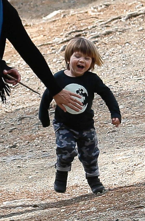 Sasha, hijo de Shakira, estuvo hospitalizado varios días a finales de octubre.