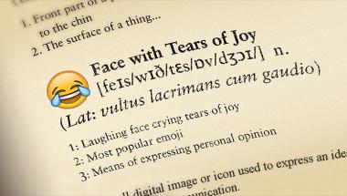 Los lexicógrafos reconocen que los emojis están reemplazando la escritura alfabética tradicional.