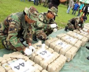 Identificaron 34 puntos fronterizos para el narcotráfico