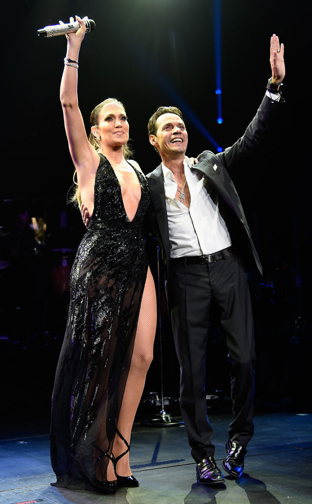 Jennifer López, Marc Anthony