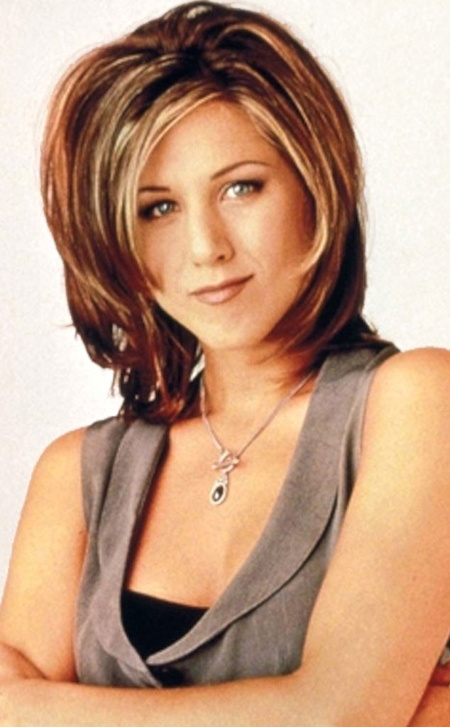Jennifer Aniston, Friends, 1990