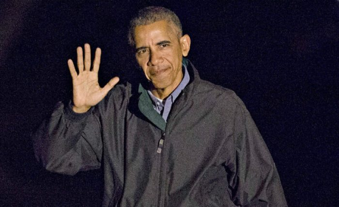 Obama se despide del mundo prometiendo vigilar a Donald Trump si es necesario