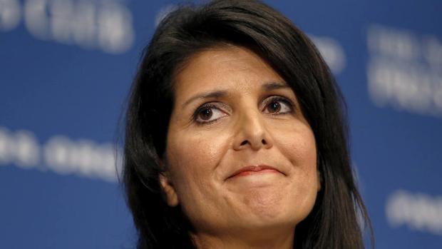 Nikki Haley, futura representante de Estados Unidos ante la ONU