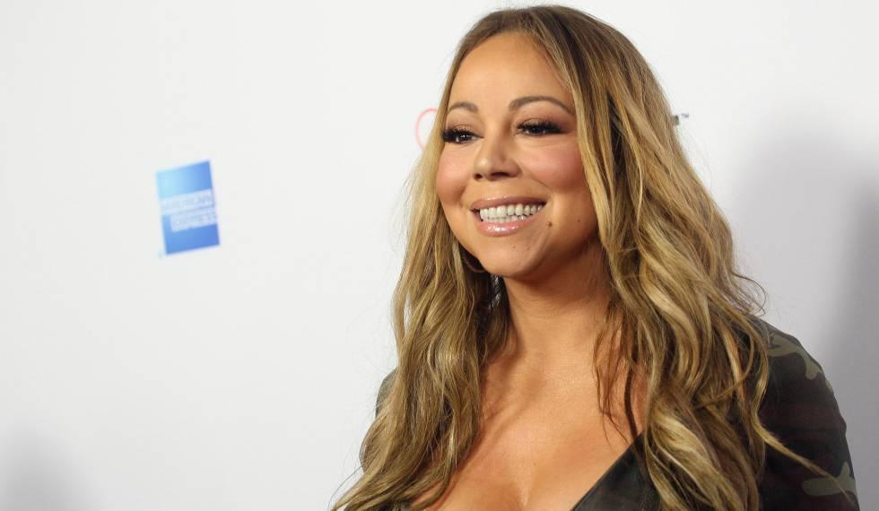 Mariah Carey el pasado 19 de noviembre.