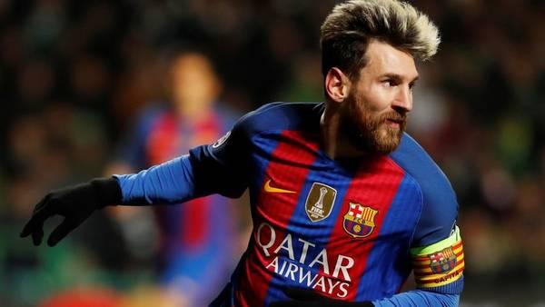 Lionel Messi, figura de la victoria del Barcelona frente al Celtic en Escocia, por la quinta fecha de la Liga de Campeones de Europa. (Reuters)