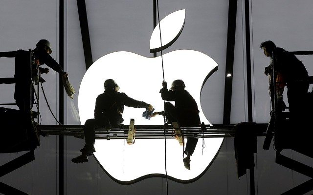 Apple. (Foto: Reuters.)