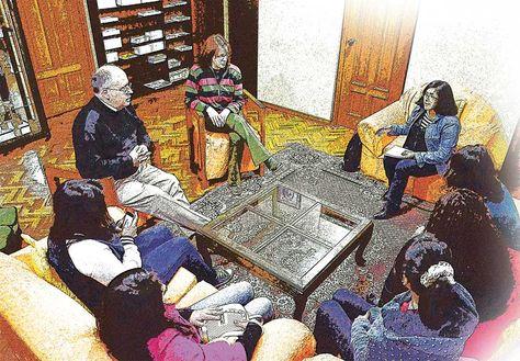 Terapia en grupo