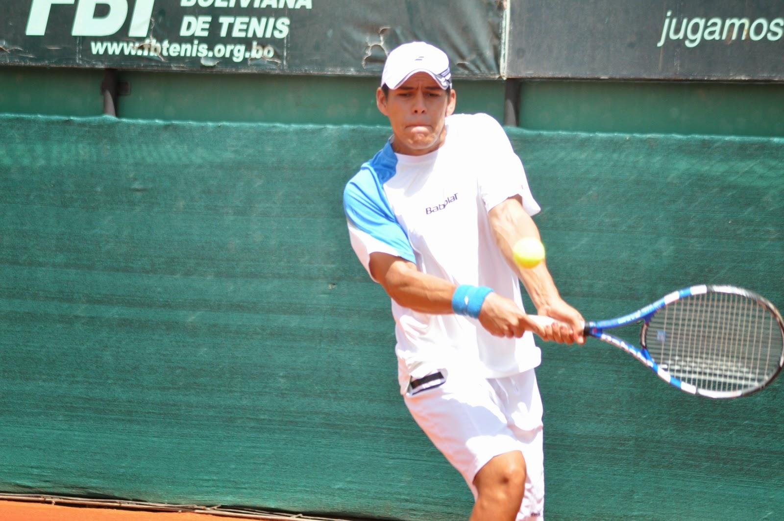 Resultado de imagen para La Paz gana Nacional de tenis G4