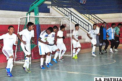 Resultado de imagen para seleccion boliviana de futsal inicia preparación