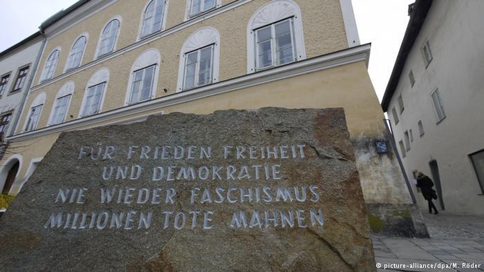 Casa natal de Hitler en Austria