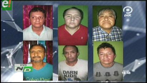 6 detenidos por el intento de atraco a un ganadero