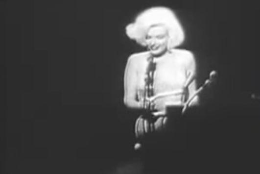 """Happy birthday, Mr. President"": Marilyn Monroe, a subasta"