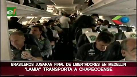 Video con entrevistas a la tripulación de LaMia antes de su último vuelo