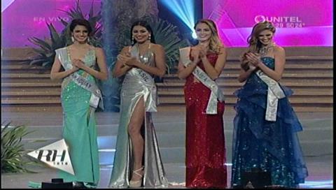 Las 8 semifinalistas del Reina Hispanoamericana 2016