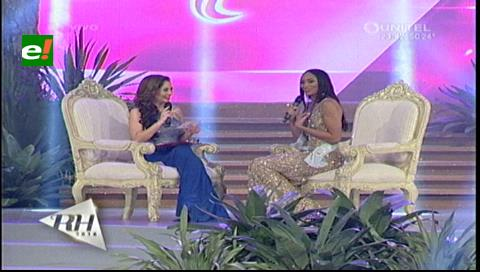 Las preguntas y respuestas del Reina Hispanoamericana 2016