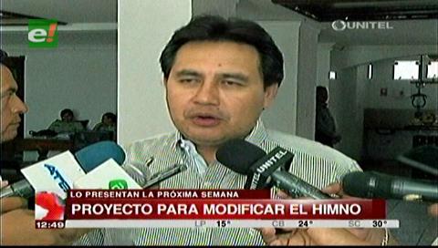 Cacique chiquitano reconoce que el himno cruceño modificado se entona desde junio