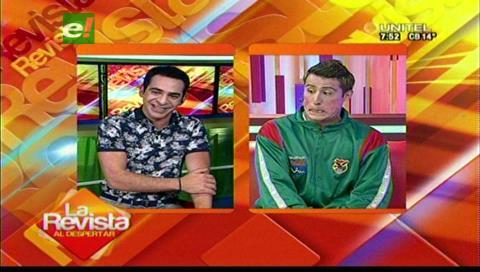 """Ronico y su divertida entrevista al """"Chumauno"""""""