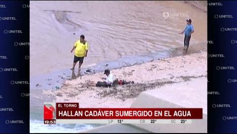 El Torno: Hallan el cuerpo sin vida de un hombre en el río Tarumá