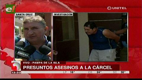 A la cárcel dos sujetos vinculados con el asesinato de Laura Santa Rosa y su padre