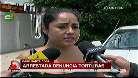 Mujer arrestada por supuesta participación en atraco a Joyería denuncia torturas
