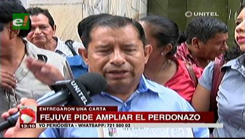 """Fejuve piden ampliar el """"perdonazo"""" 30 días y hacerlo extensivo para vehículos"""