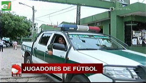 Acusan a jugadores de fútbol profesional de trata y tráfico