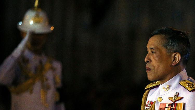 Maha Vajiralongkorn, el príncipe heredero de Tailandia
