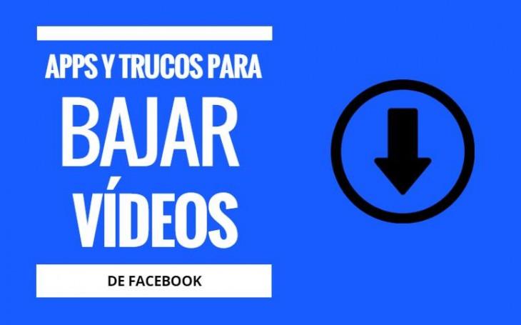 bajar vídeos facebook