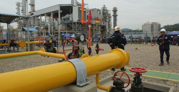 La planta de urea y amoniaco está prevista entrar en operación el primer trimestre de 2017