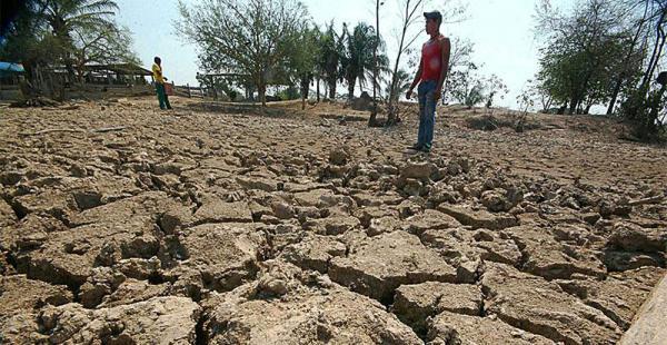 las cicatrices del clima el piso se parte cuando el agua comienza a escasear en santa cruz Las pérdidas del agro en 2016 pusieron en jaque a los pequeños y medianos productores