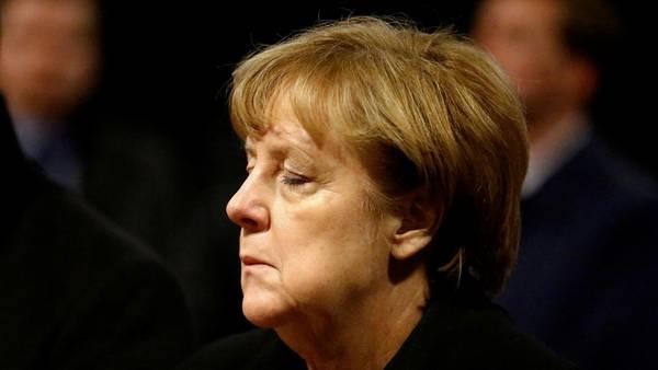 Jefa de Gobierno alemana, Angela Merkel. AP