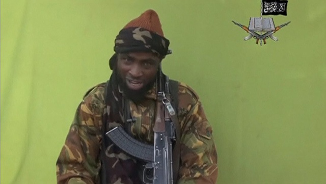 Abubakar Shekau.
