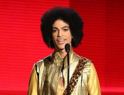 El músico estadounidense Prince