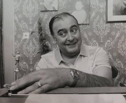 El libretista Juan Carlos Mesa
