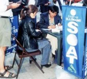Bolivia: Ejecutar el SOAT puede ser todo un v�a crucis