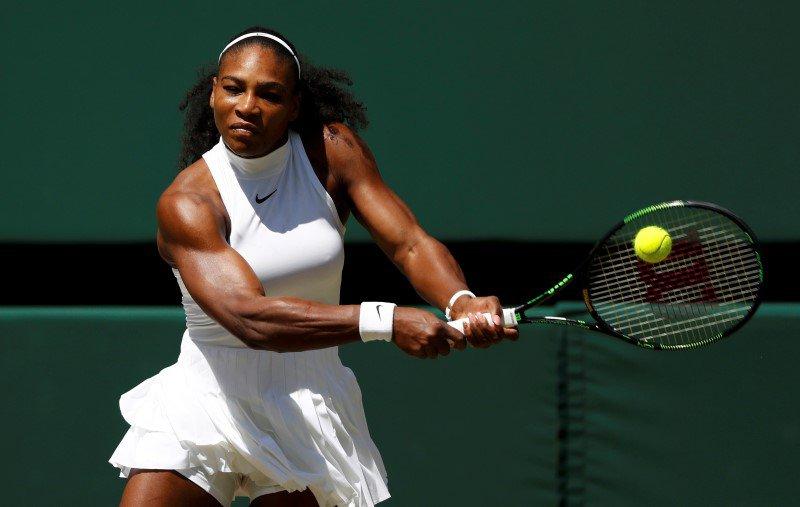 La tenista estadounidense Serena Williams (Foto: Reuters)