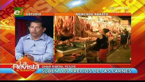 La Fejuve rechaza el incremento del costo la carne y pide un precio justo