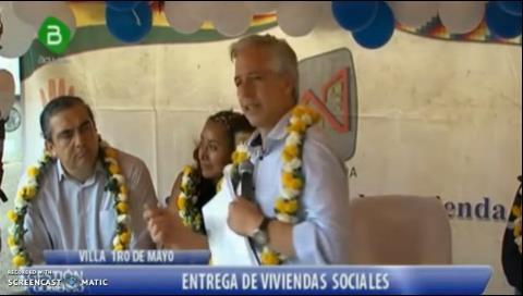 Vice García dice que es democrático que una autoridad sea electa hasta seis veces