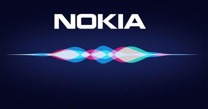 logo de Siri y Nokia
