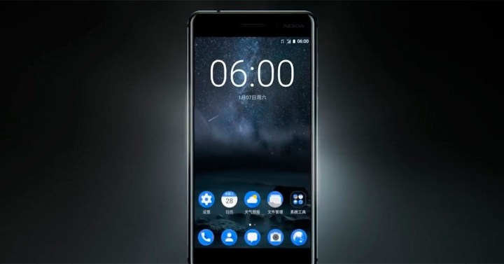 Nokia 6 con Android Nougat