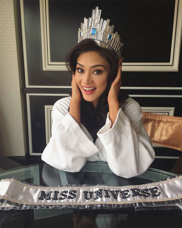 Miss Universe, Pia Alonzo Wurtzbach